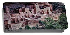 Mesa Verde Portable Battery Charger by Heather Applegate