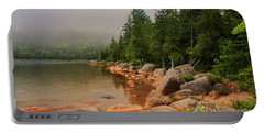 Mesmerizing Jordan Pond Portable Battery Charger