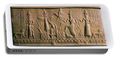 Mesopotamian Gods Portable Battery Charger