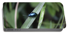 Metallic Insect Portable Battery Charger