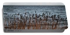 Metallic Sea Portable Battery Charger
