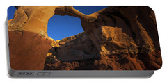 Metate Arch Portable Battery Charger