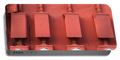 Meter Reader Red 2 Portable Battery Charger