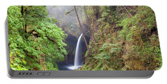 Metlako Falls In Columbia River Gorge Portable Battery Charger