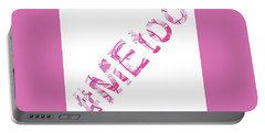 #metoo Me Too Movement Original Prints Fine Art Portable Battery Charger