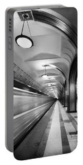 Metro #5147 Portable Battery Charger by Andrey Godyaykin