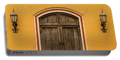 Mexican Door Portable Battery Charger