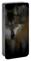 Mexican Grey Wolf Da2 Portable Battery Charger