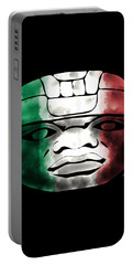 Mexican Olmec Portable Battery Charger