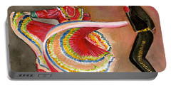 Mexico City Ballet Folklorico Portable Battery Charger