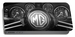 Mg Midget Dashboard Portable Battery Charger