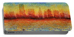 Miami Skyline 5 Portable Battery Charger