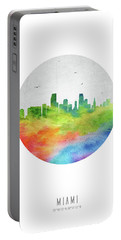 Miami Skyline Usflmi20 Portable Battery Charger