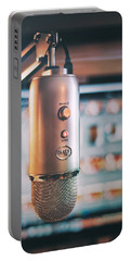 Mic Check 1 2 3 Portable Battery Charger