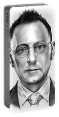 Michael Emerson Portable Battery Charger