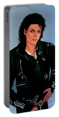 Pop Music King Of Pop Portable Battery Chargers
