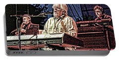 Michael Mcdonald And Band Portable Battery Charger