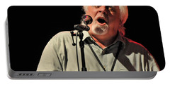 Michael Mcdonald At Tampa Bay Portable Battery Charger