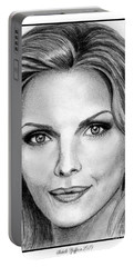 Michelle Pfeiffer In 2010 Portable Battery Charger
