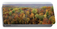 Michigan Autumn Portable Battery Charger