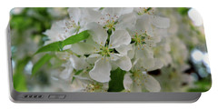 Portable Battery Charger featuring the photograph Michigan State Flower by LeeAnn McLaneGoetz McLaneGoetzStudioLLCcom