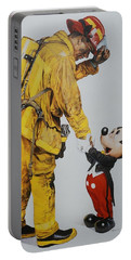 Mickey And The Bravest Portable Battery Charger