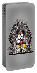 Mickey Thrones Portable Battery Charger
