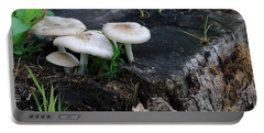 Mid Summers Fungi Portable Battery Charger