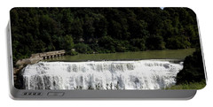 Middle Falls In Rochester New York Portable Battery Charger
