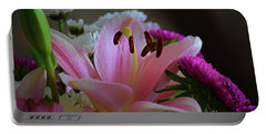 Middle Lily Portable Battery Charger