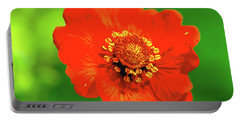 Portable Battery Charger featuring the photograph Midsummer.  by Leif Sohlman