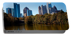 Midtown In The Fall Portable Battery Charger