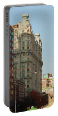 Midtown Manhattan Apartments Portable Battery Charger