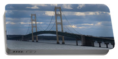 Mighty Mac The Mackinac Bridge Portable Battery Charger