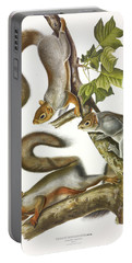 Migratory Squirrel Portable Battery Charger