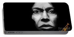 Miles Davis Tutu Portable Battery Charger