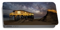 Milky Way Beach House Portable Battery Charger