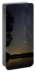 Milky Way Chocorua Lake Portable Battery Charger
