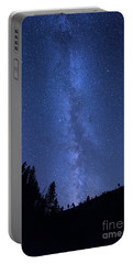 Milky Way Galaxy Portable Battery Charger