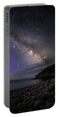 Milky Way Over Boulder Beach Portable Battery Charger