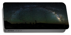 Milky Way Panorama Portable Battery Charger