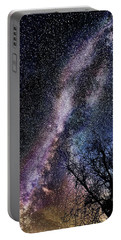 Milky Way Splendor Portable Battery Charger