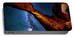 Milkyway At Arches Portable Battery Charger