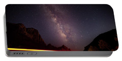 Milkyway Over The Higway Portable Battery Charger