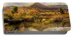Mill Canyon Peak Reflections Portable Battery Charger
