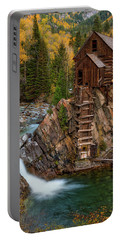 Mill In The Mountains Portable Battery Charger