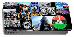Million Man March Montage Portable Battery Charger