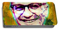 Milton Friedman Portable Battery Charger