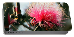 Mimosa In Bloom Portable Battery Charger