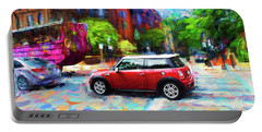 Mini Cooper Series 3 Portable Battery Charger